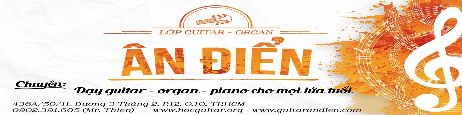 Học Guitar Giá Rẻ