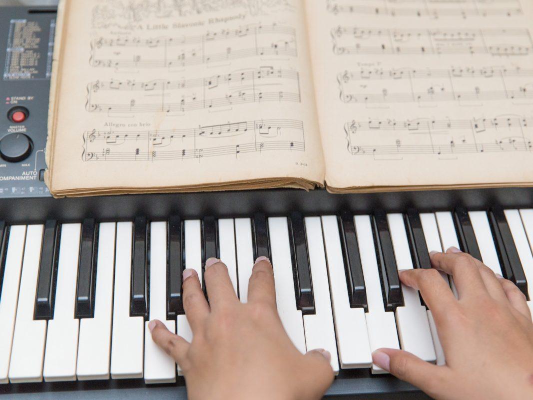 Khóa học đàn piano cơ bản ở TPHCM