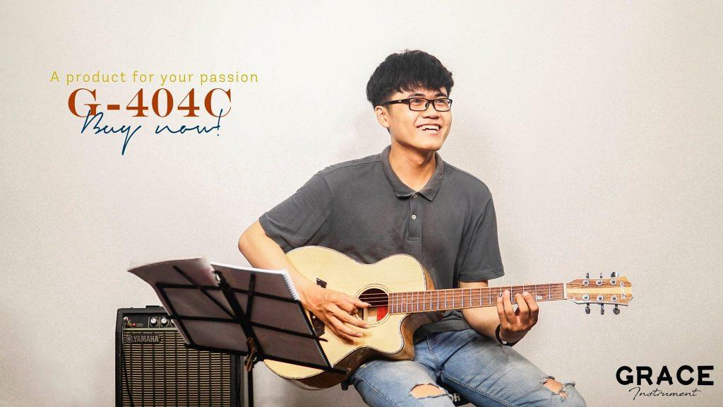 Học đàn guitar tphcm
