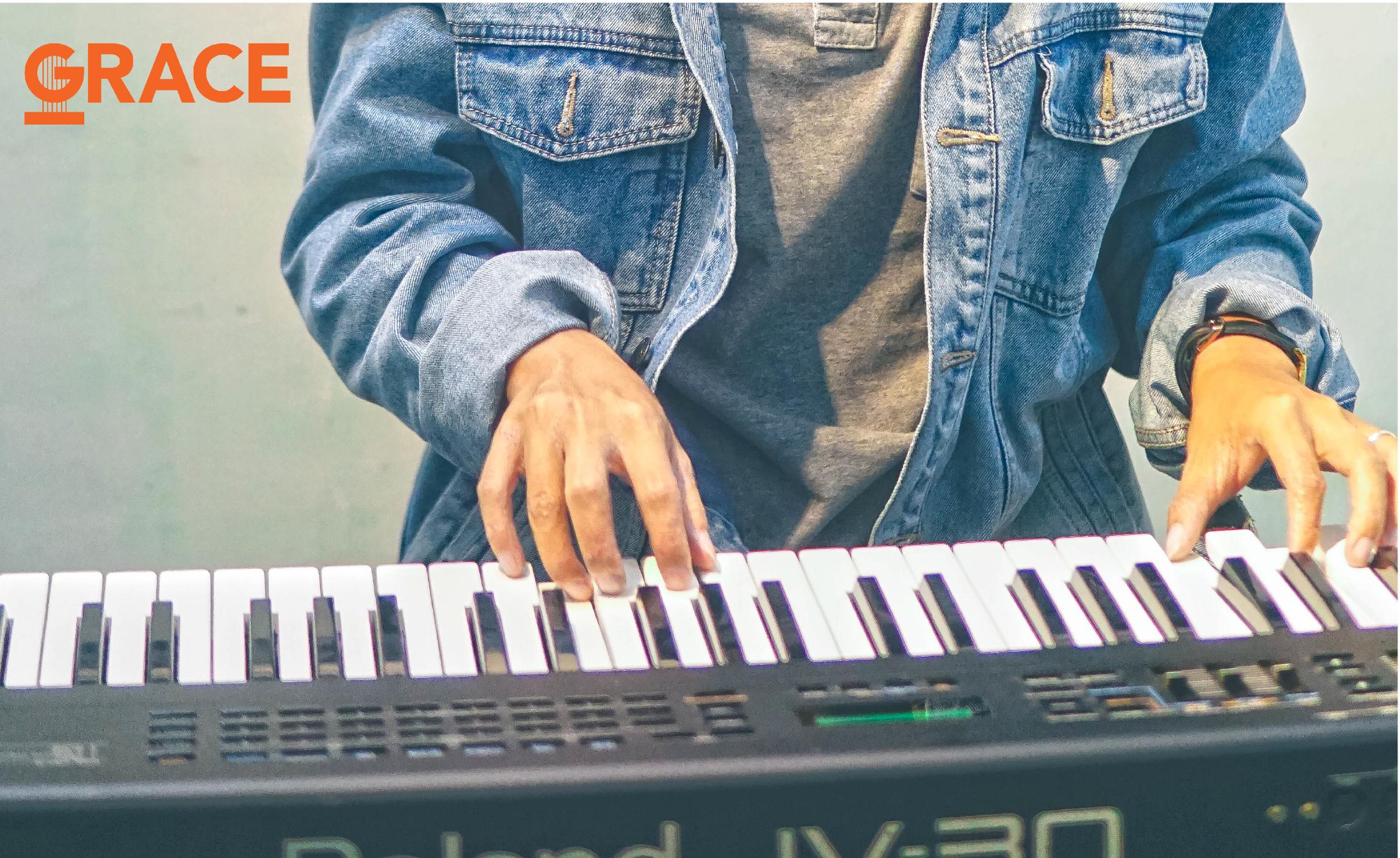 Khoá học piano đệm hát cơ bản
