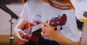 Khoá học đàn ukulele cơ bản ở tphcm